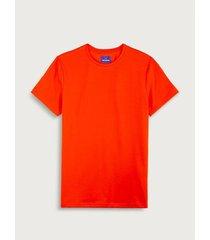 camiseta basic unicolor para hombre freedom 02123