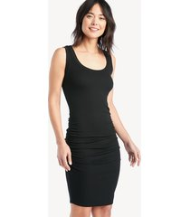 la made women's nora dress in color: black size xs from sole society