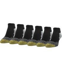 gold toe women's 6-pk. rebound cushion no-show socks