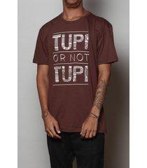 camiseta tupi or not tupi