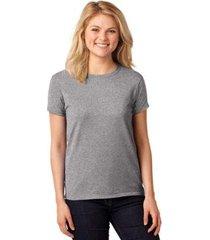 camiseta partiucompras básica lisa feminina - feminino