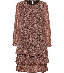 sc-niara jurk knielengte roze soyaconcept