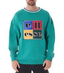 ellesse celano sweatshirt - green shc07263