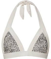 bikini beachlife sprinkles triangle swimsuit top