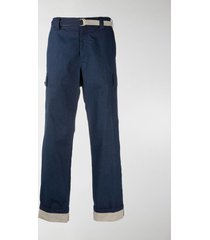 craig green d-ring belted cargo pants