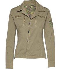 army jacket outerwear jackets utility jackets grön please jeans
