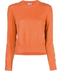 rosetta getty cropped pullover - orange