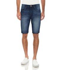 men's cultura stretch denim shorts