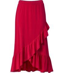 kjol sara lindholm röd