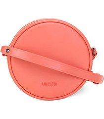 bolsa anacapri mini bag pequena pvc feminina