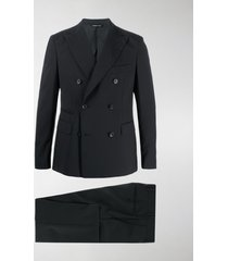 tonello double-breasted two-piece suit