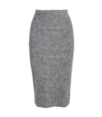 la petit robe di chiara boni printed skirt