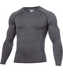 camiseta compresion gris under armour 1257471-090