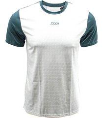 camiseta manga corta para hombre jogo d0385 - verde