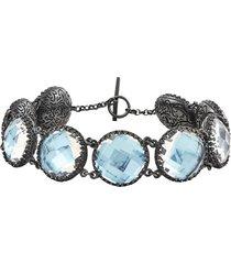 olivia button bracelet