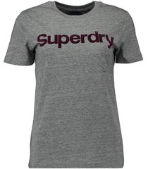 t-shirt flock grijs