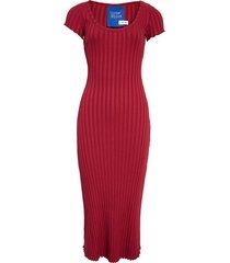 women's simon miller andros ribbed body-con midi dress