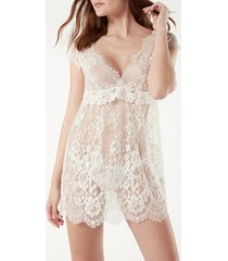 babydoll in pizzo morning cuddles
