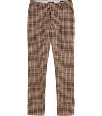 pantalon tailored multicolor