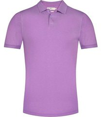 polo jersey slim fit unicolor 69610