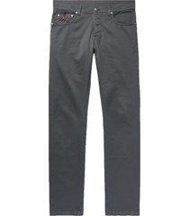isaia casual pants