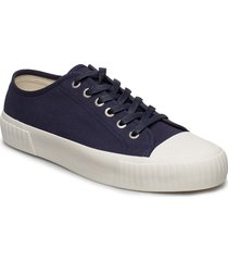 ashley m låga sneakers blå vagabond