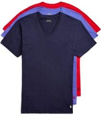 polo ralph lauren men's 3-pk. classic t-shirts