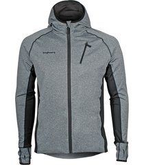 funktionströja thermic hood jacket men