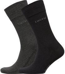levis 168sf regular cut 2p underwear socks regular socks svart levi´s