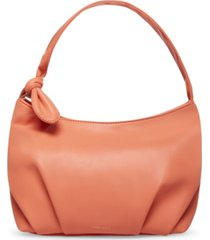anne klein women's soft knot shoulder bag