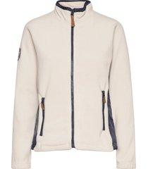 beate lds fleece sweat-shirts & hoodies fleeces & midlayers vit weather report