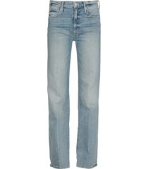 mother cotton blend jeans