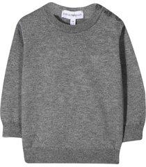 emporio armani gray sweatshirt