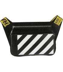 diag leather crossbody bag