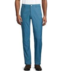 bonobos men's highland slim-fit golf pants - blue - size 38 32