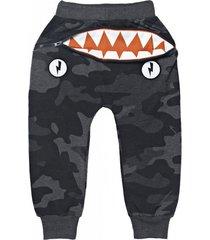 spodnie hungry one dark camo