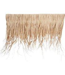 zasłona dekoracja karaiby liście palmowe 120x60