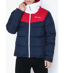 columbia iceline ridge jacket jackor navy