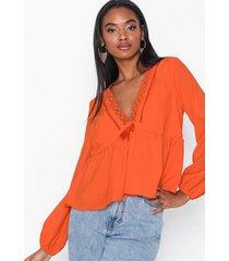 glamorous bohemian blouse vardagsblusar