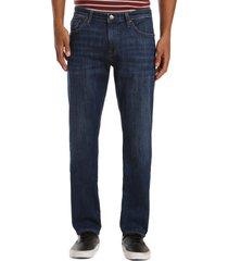 men's mavi jeans zach straight leg jeans, size 35 x 34 - blue