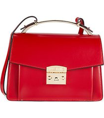 belle soave leather crossbody bag