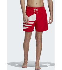 zwembroek adidas big trefoil swim short