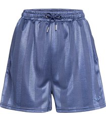 women fizza high waist, wide leg shorts shorts flowy shorts/casual shorts blå fila