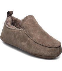 edinburgh slippers tofflor grå axelda for feet