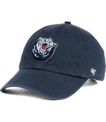 '47 brand belmont university bruins clean-up cap