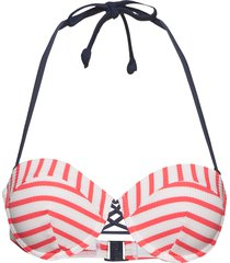 beach tops with wire bikinitop multi/mönstrad esprit bodywear women
