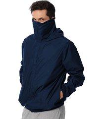 chaqueta para hombre rompevientos antifluido