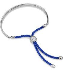 sterling silver fiji friendship petite bracelet