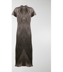 maria lucia hohan julissa sequinned dress