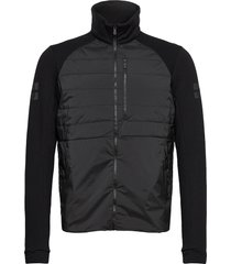 race tech hybrid zip jacket fodrad jacka grå sail racing